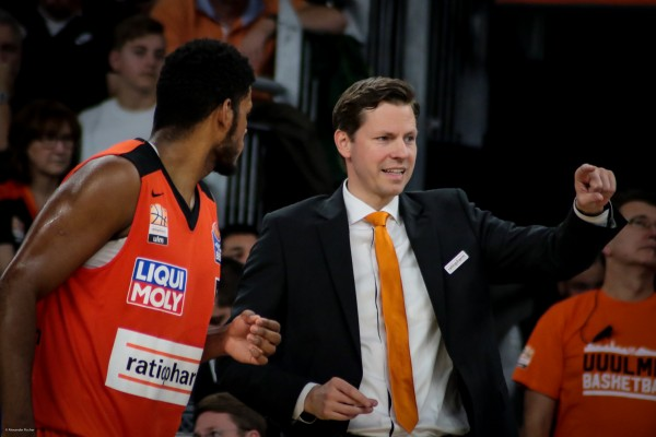 Ratiopharm Ulm Basketball: Trainingsbesuch